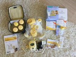 Medela Freestyle Hands-Free Double Electric Breast Pump Deluxe
