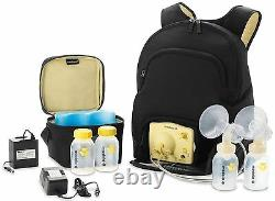 Medela Pump In Style Advanced BackPack Breastpump System New! Free Shipping