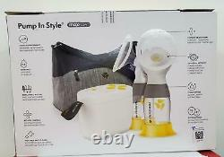 Medela Pump In Style Max Flow Double Electric Breast Pump Brand New Sealed
