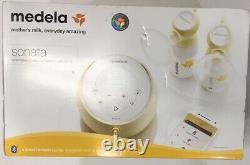 Medela Sonata Smart Breast Pump Bluetooth Brand New In Box Sealed