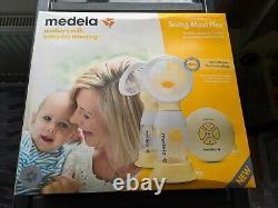 Medela Swing Maxi Flex Double Electric Breast Pump. Boxed, Brand New