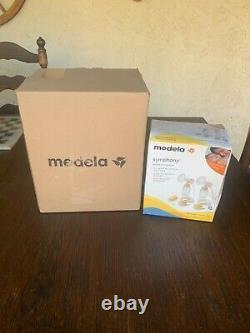 Medela Symphony 2.0 Hospital-Grade Electric Double Breast Pump only 1 hr kit