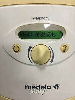 Medela Symphony Breastfeeding Single or Double Electric Breast Pump 0240108