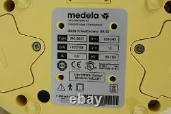 Medela Symphony Brustpumpe Milchpumpe elektrische Doppelpumpe 47/117