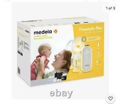 Medela freestyle flex Double Electric 2-Phase Digital Breast Pump