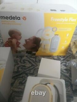 Medela freestyle flex double electric pump