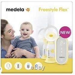 Medela freestyle flex double electric pump