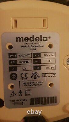 Medela symphony hospital grade breast pump used