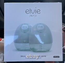 NEW Elvie EP01 Double Electric Breast Pump SELAED