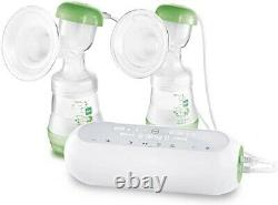 NEW & SEALED MAM Double 2 in 1 Electric & Manual Breast Pump