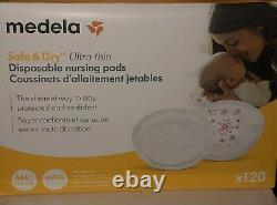 NIB! Elvie Double Breast Pump withMedela Nursing Pads & Breast Milk Storage Bags
