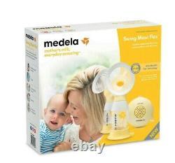 New, Unused! Medela Swing Maxi Flex Breast Pump Double Electric -FREE POSTAGE