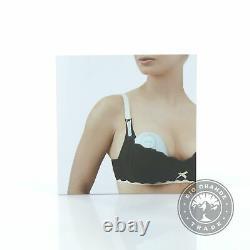 OPEN BOX Elvie 100 Double Electric Wearable Smart Breast Pump in White