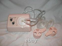 Pj's Comfort Jr. Breast Pump By Limerick Bundle (no Power Adapter)