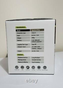 Spectra 9 Plus Electric Breast Pump