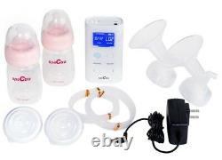 Spectra 9Plus Portable & Rechargeable Single or Double Electric Breast Pump NEW