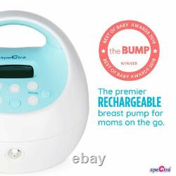 Spectra S1Plus Premier Rechargeable Hospital Strength Electric Breast Pump S1