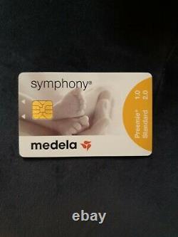 Tarjeta Programa Medela Symphony Preemie