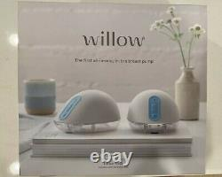 Willow 2.0 Wireless Breast Pump 24mm Flanges