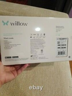 Willow 24mm 3rd Generation Breast Pump White