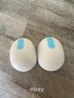 Willow 24mm Handsfree Breast Pump White