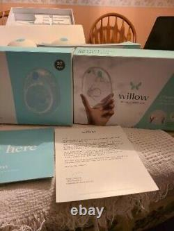 Willow Breast Pump, Generation 2, Hands Free Pump, Pre-owned, MINT Condition